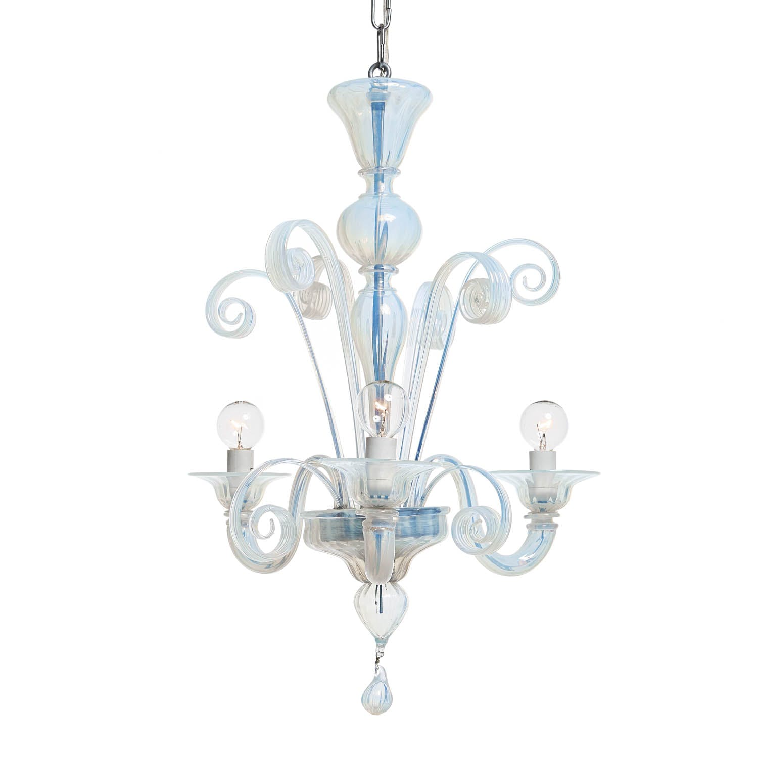 Product Image - Modern 3-Light Chandelier