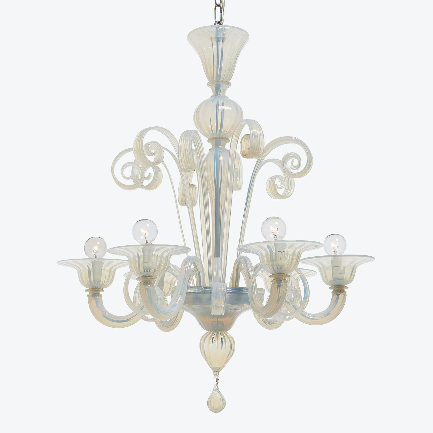 Product Image - Modern 6-Light Chandelier