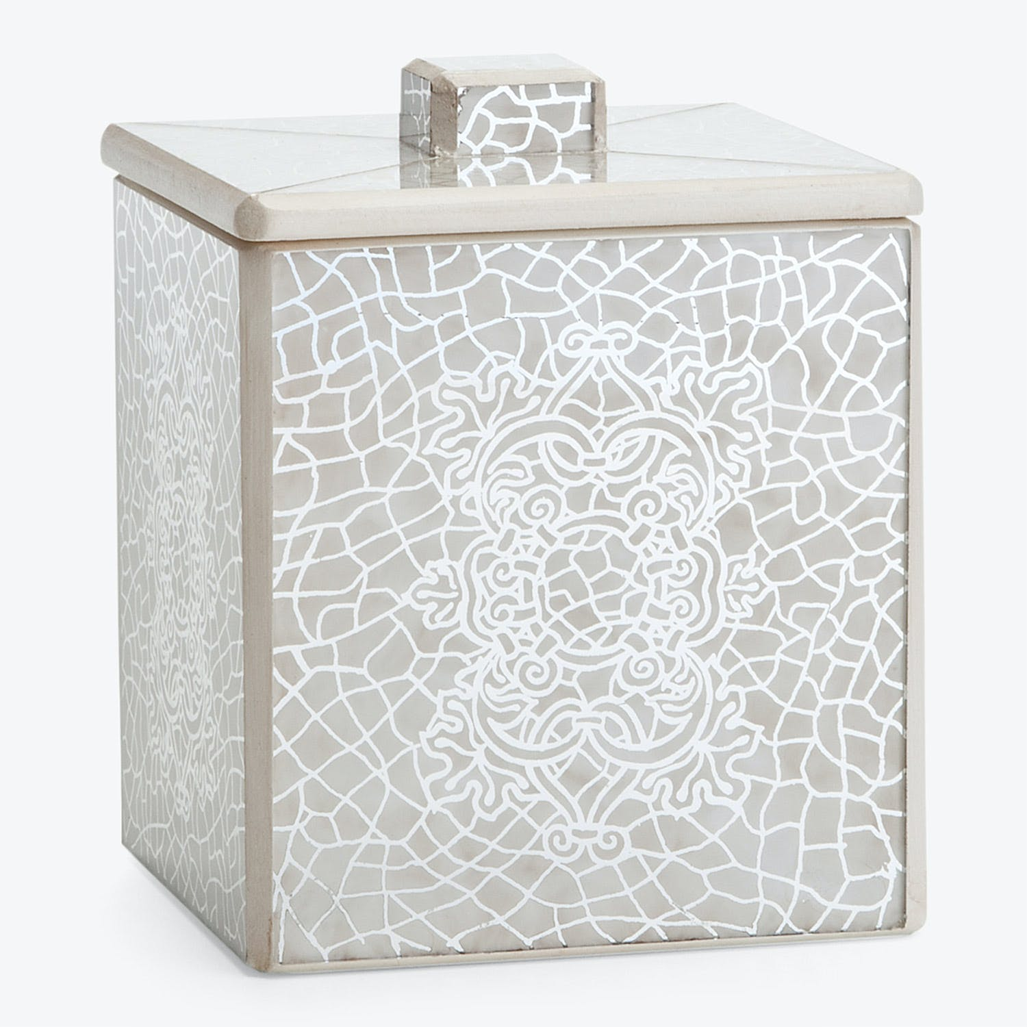 Product Image - Miraflores Canister Ivory