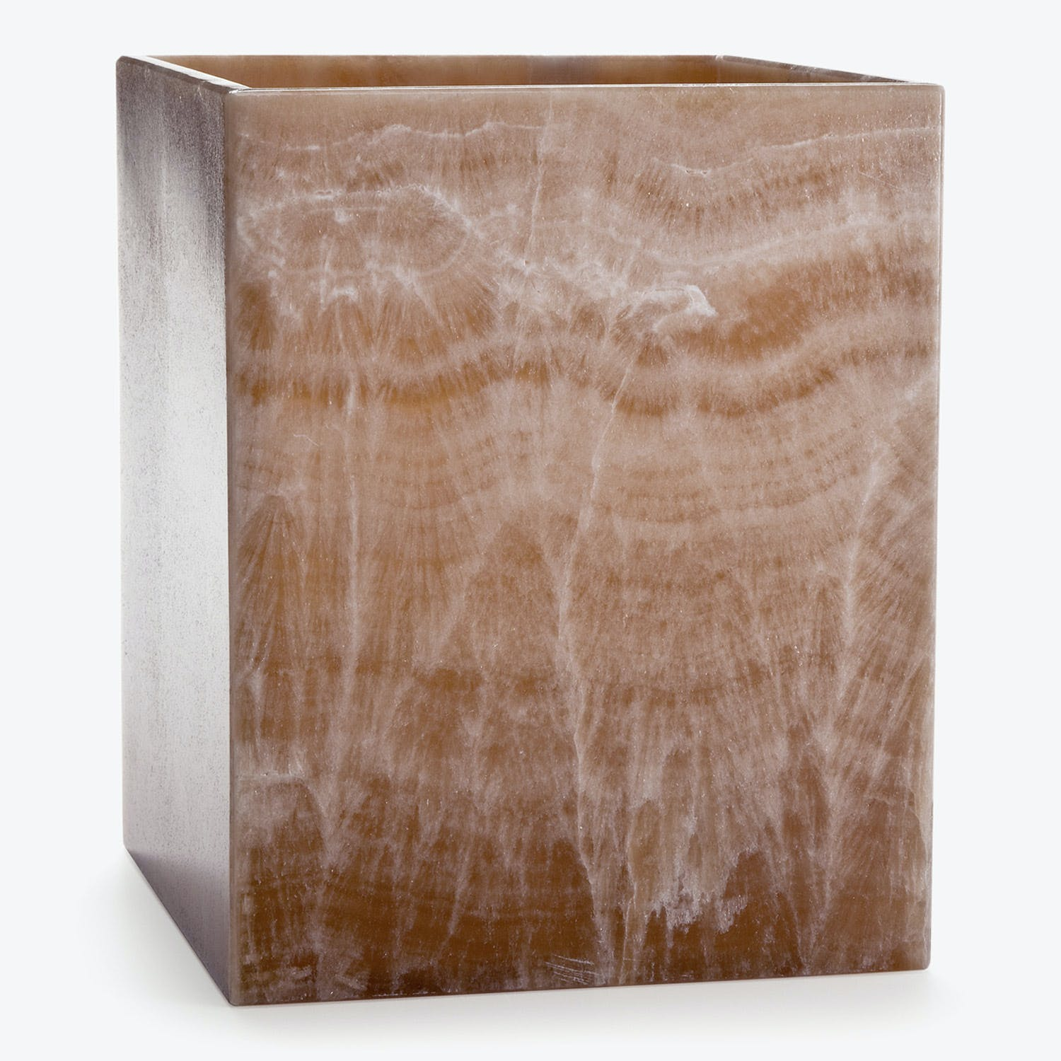 Product Image - Caramelo Waste Basket Butterscotch