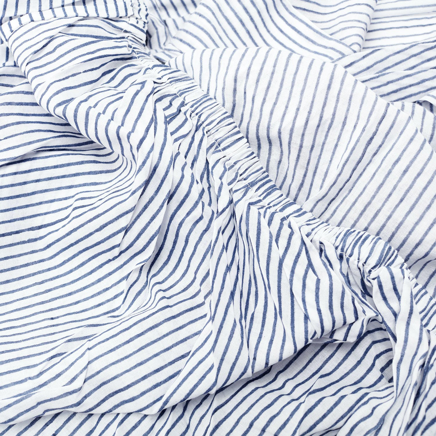 Stripes Twin Fitted Sheet