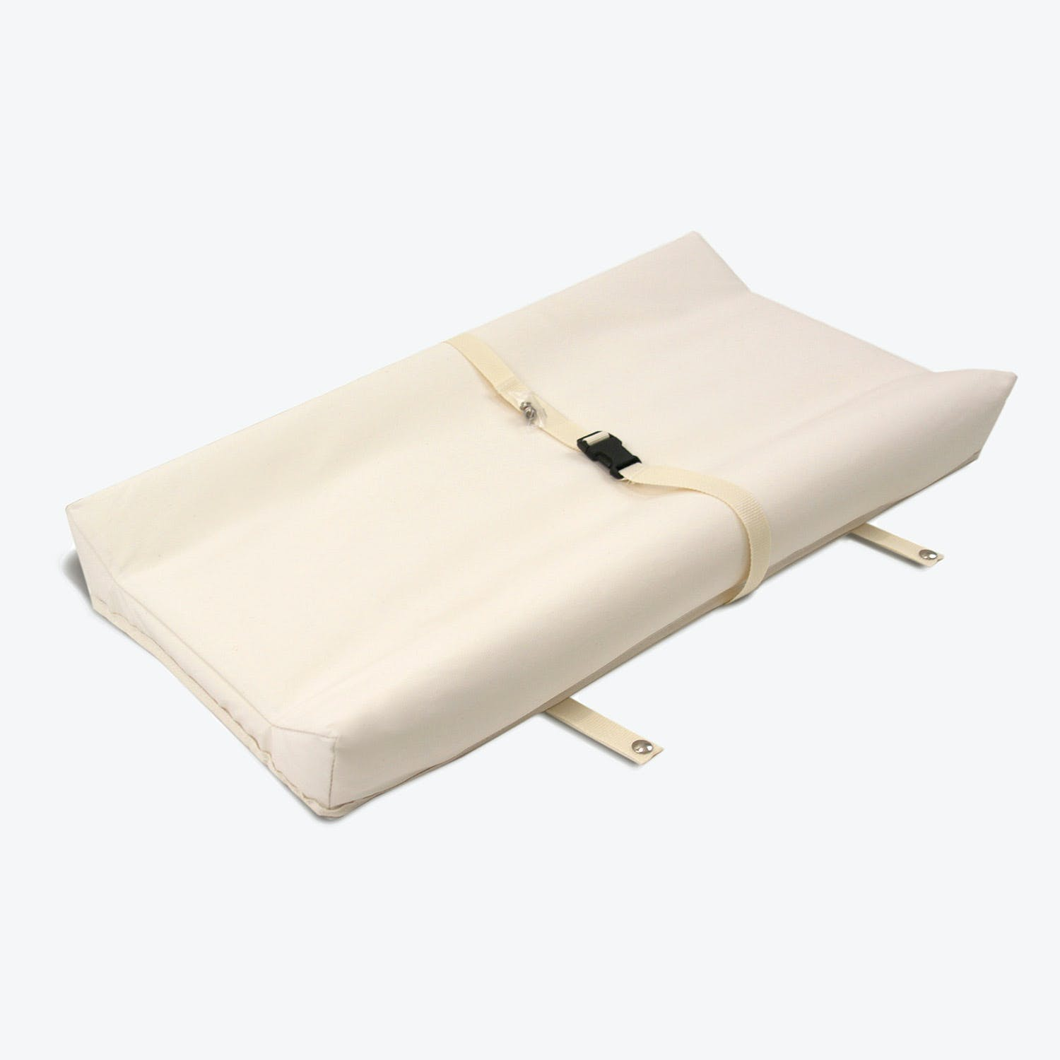Naturepedic Two-Sided Contoured Changing Pad