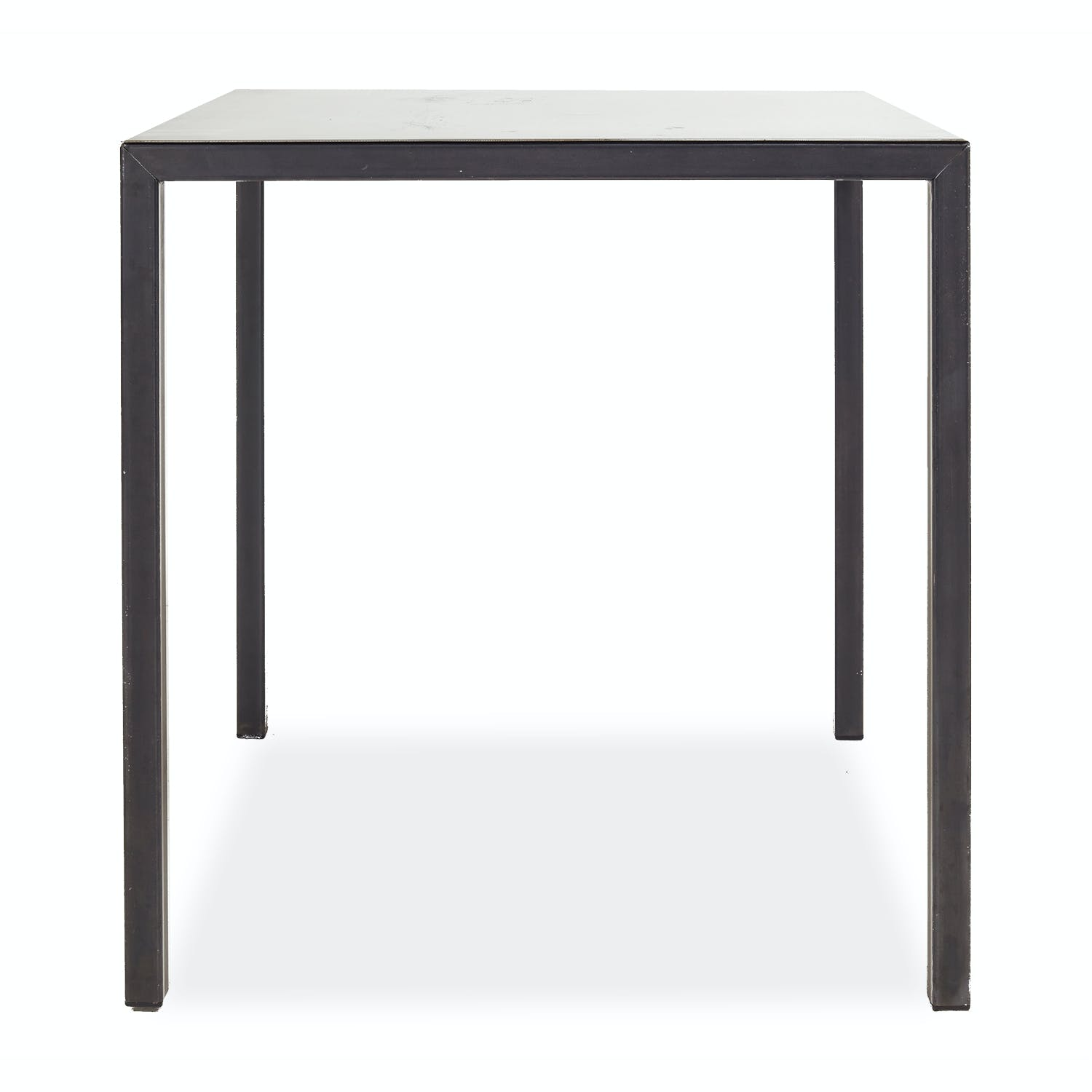 Product Image - Flatiron-Braze Steel Dining Table