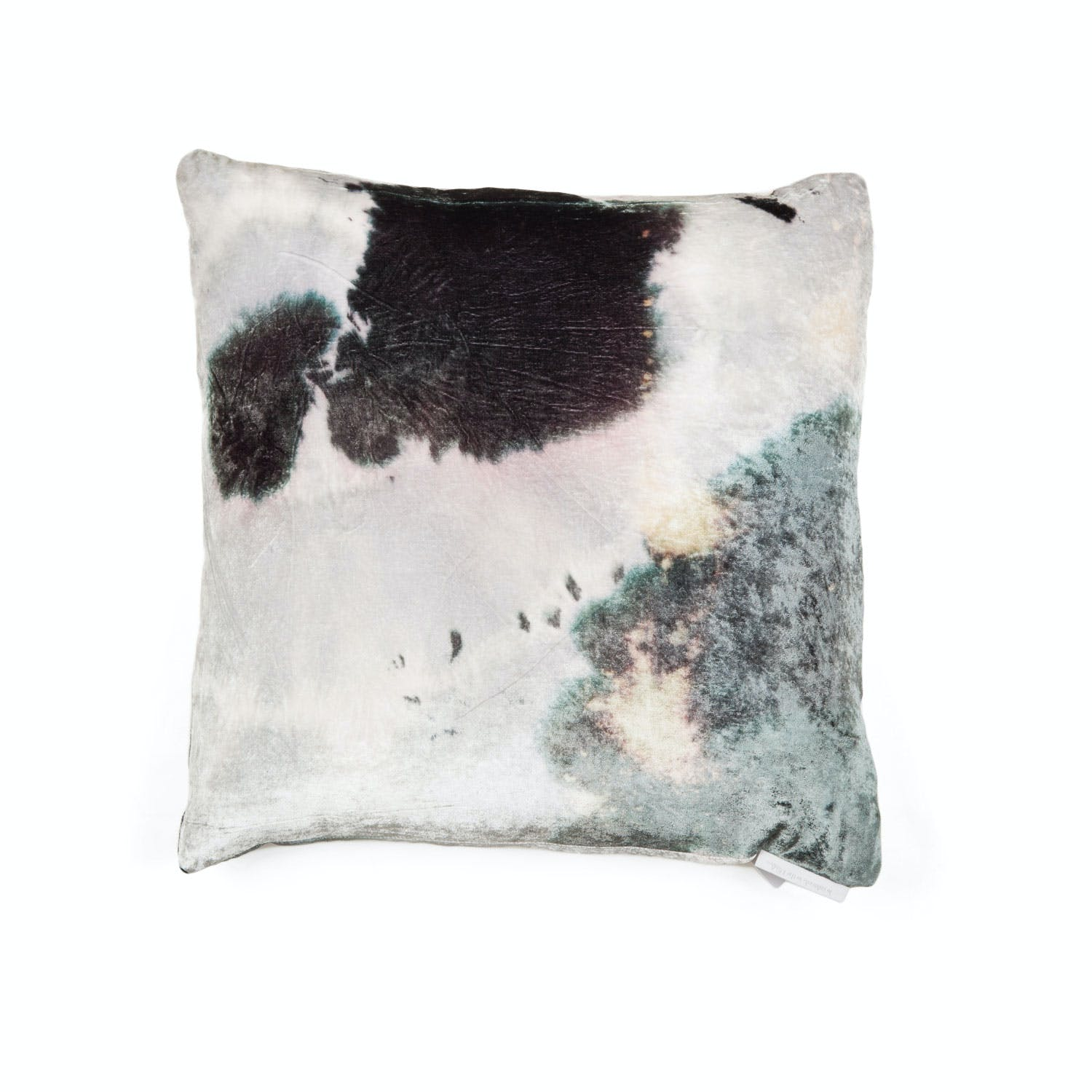 Product Image - Purple Stain Velvet Pillow
