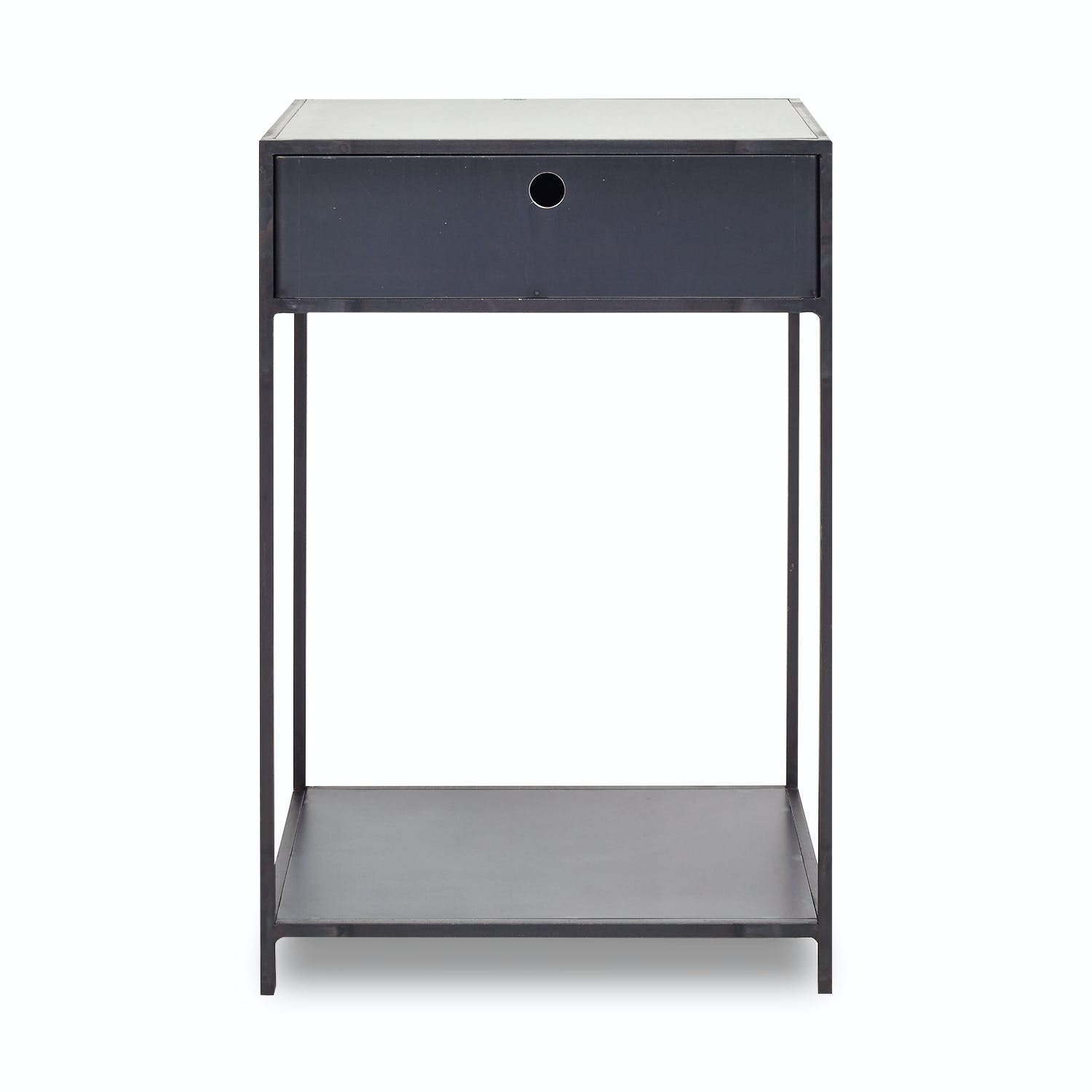 Product Image - Flatiron-Wrought Steel Side Table