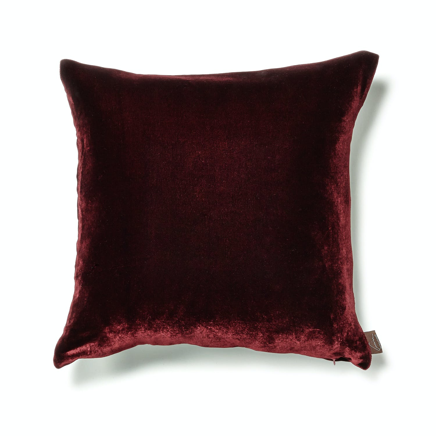 Product Image - Eggplant Velvet Pillow