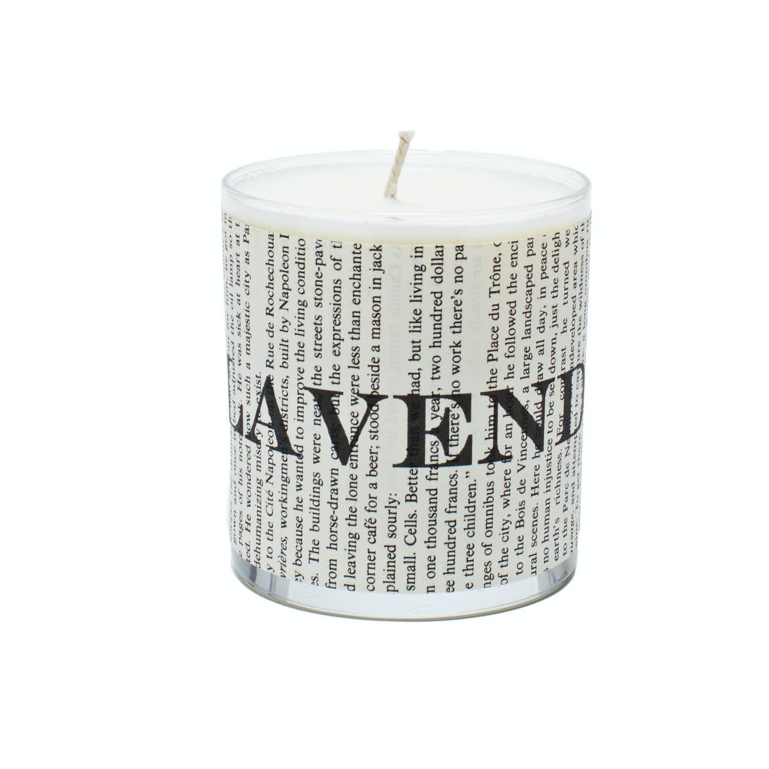 Blithe and Bonny Lavender Candle