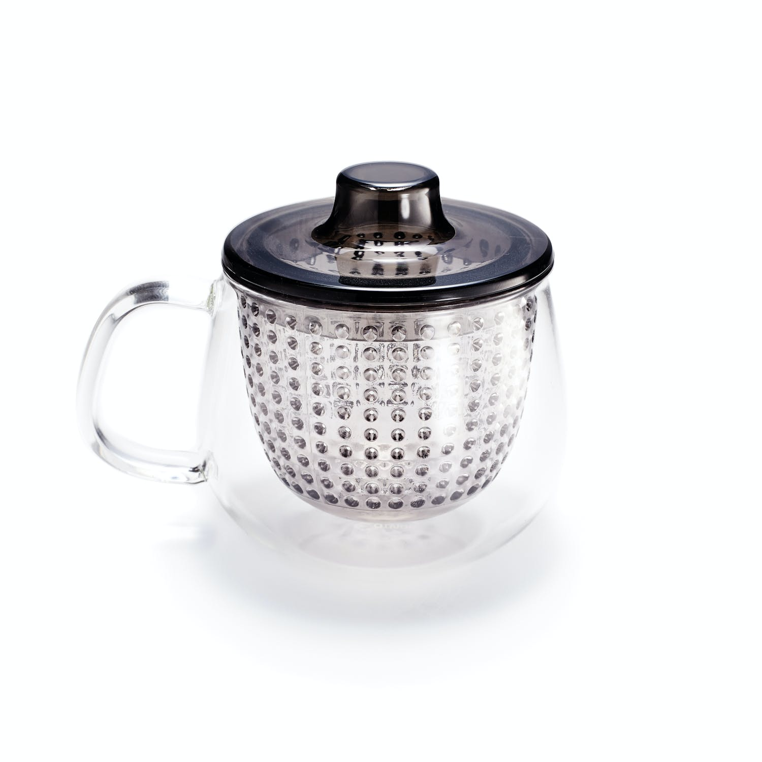 Product Image - Teapot with Lid Strainer Gray