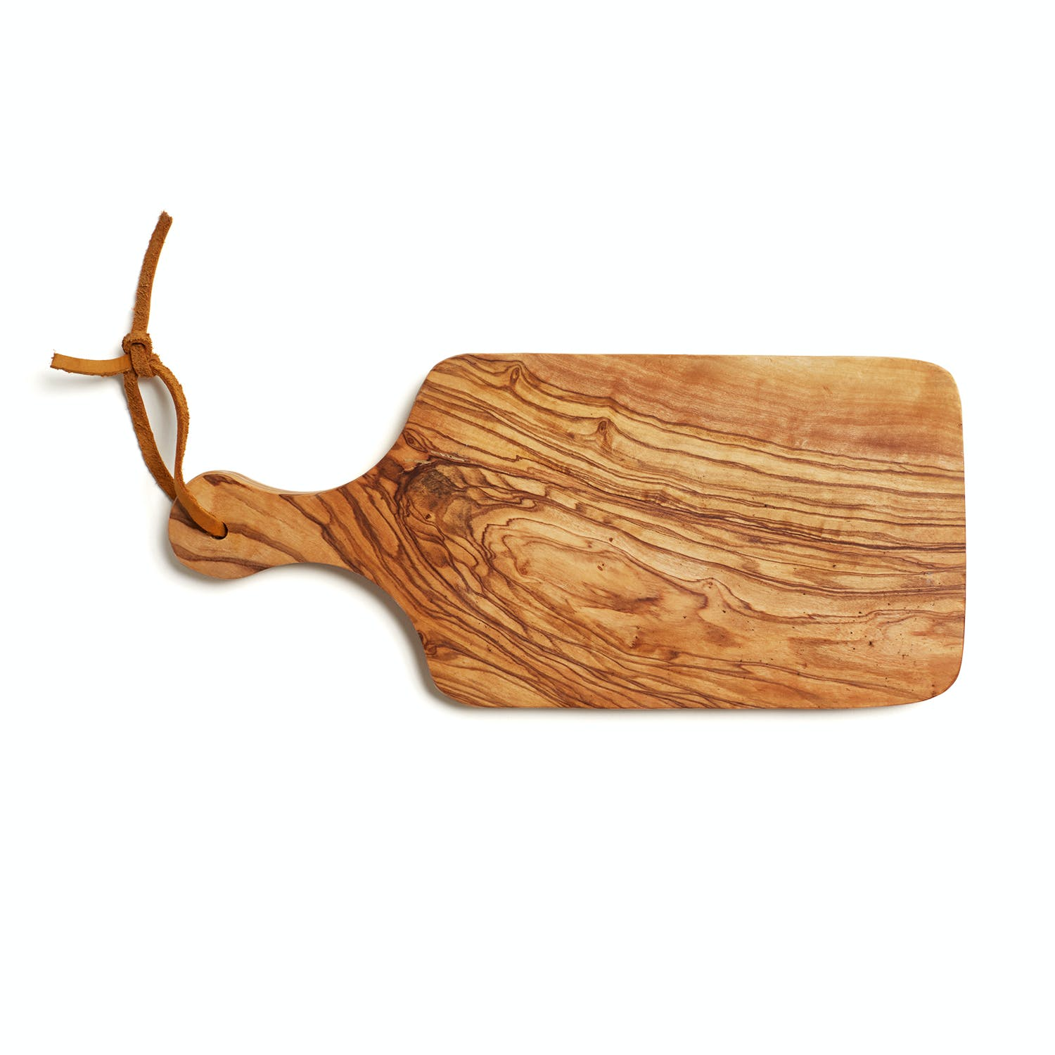 Olivewood Paddle Cutting Board
