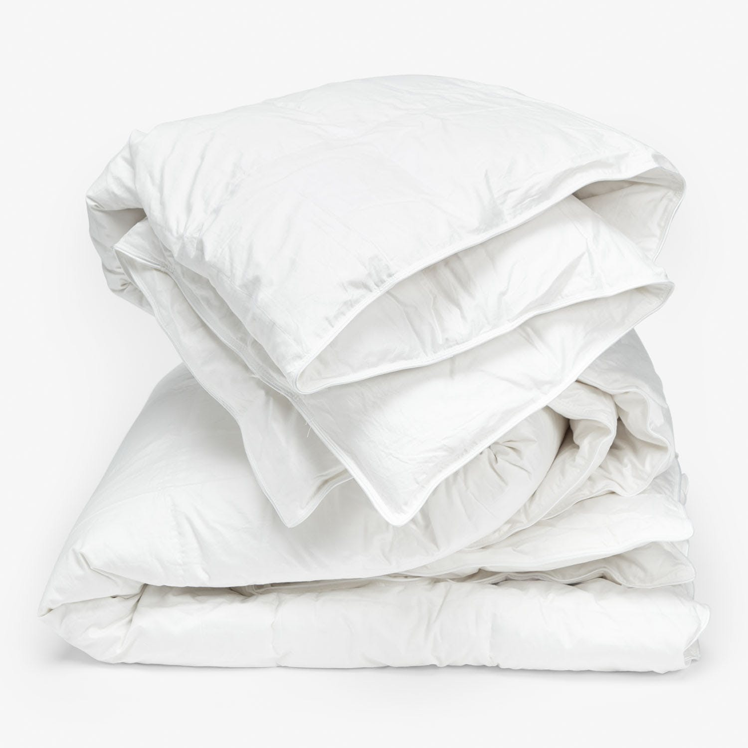 Simply Down Harmony Winter Twin Comforter