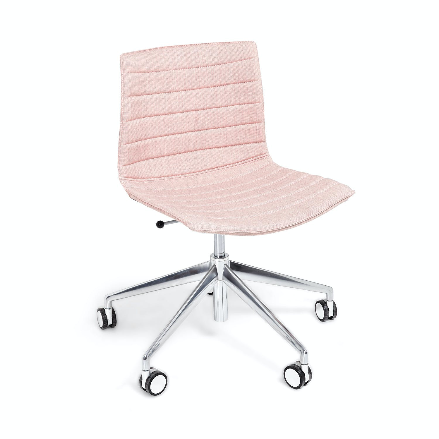 Arper Catifa 46 Chair Pale Pink