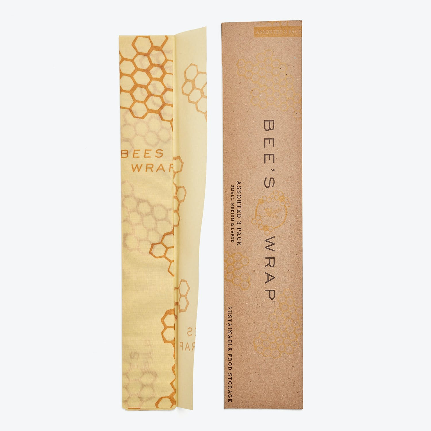Product Image - Bee's Wrap - Set Of 3