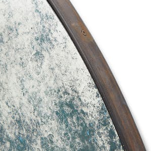 Product Image - Echo Blue Distressed Mirror