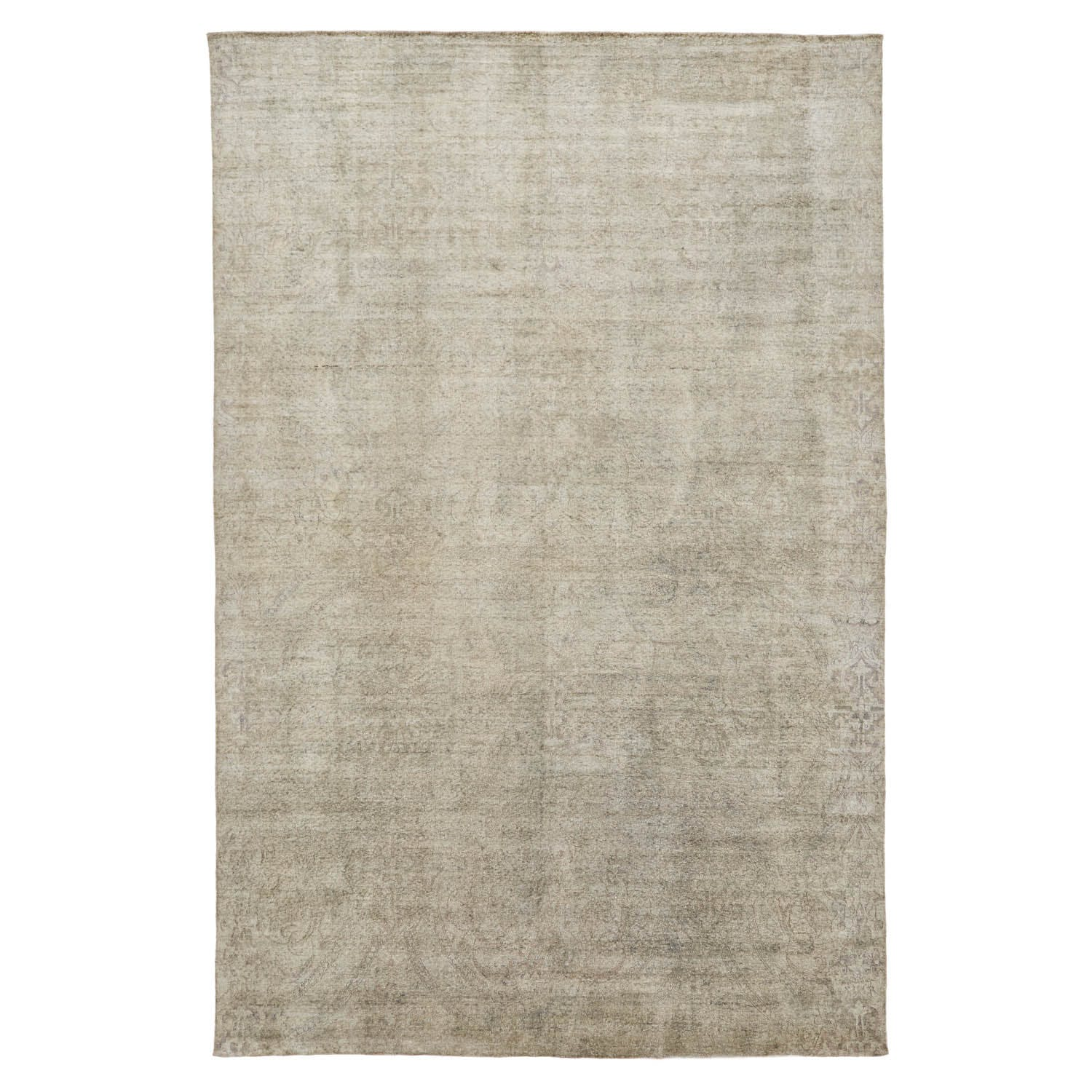 """Color Reform Silk Overdyed Rug - 11'3""""x17'9"""""""