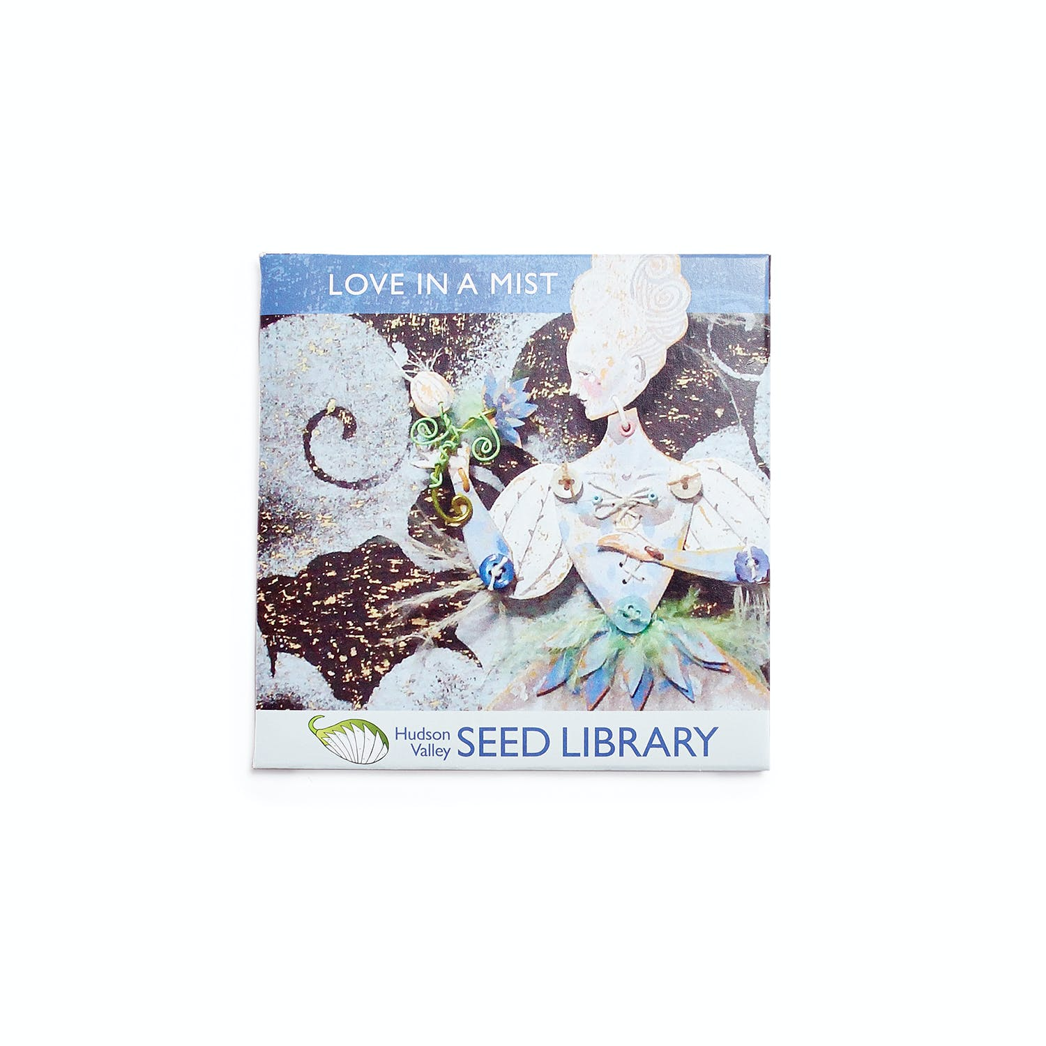 Product Image - Love in a Mist Nigella Seed