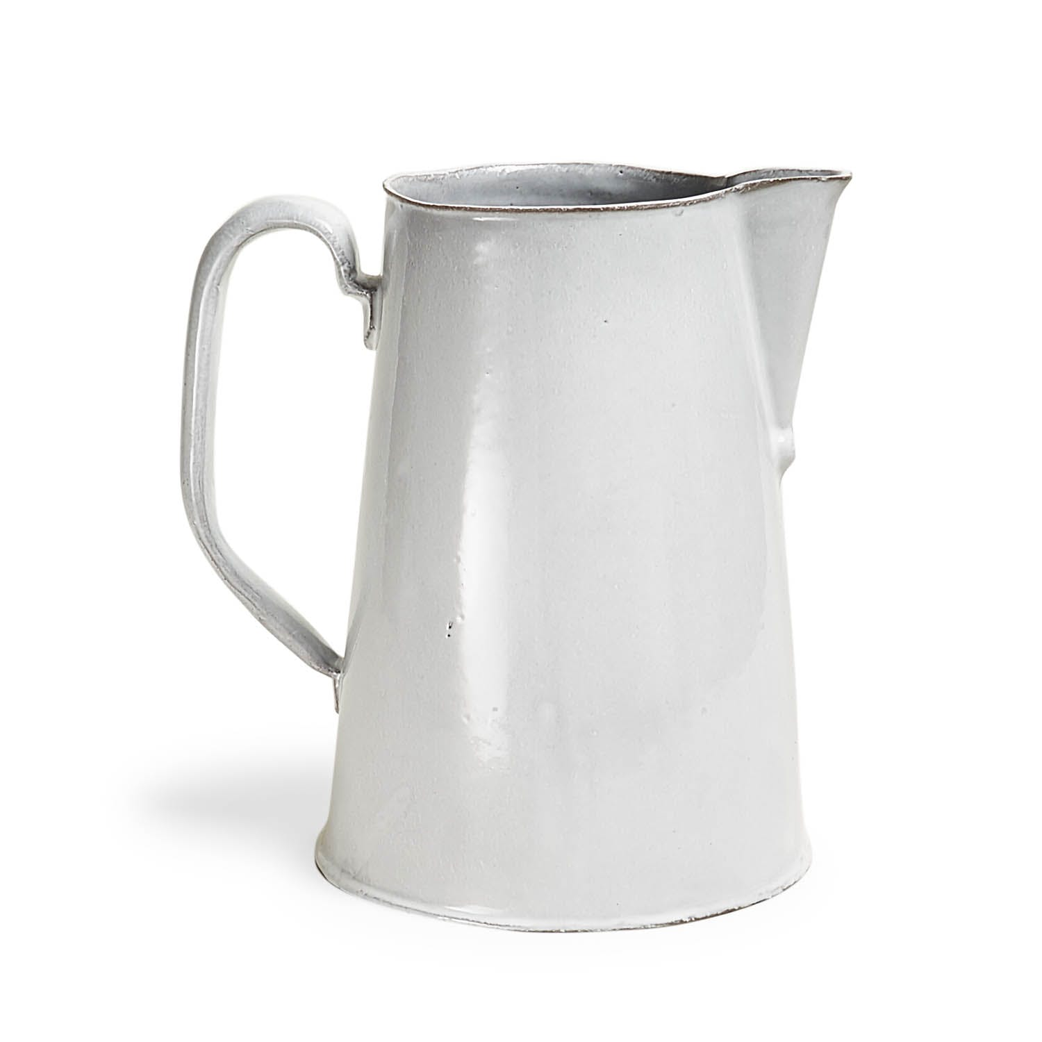 Astier de Villatte Large Rose Pitcher