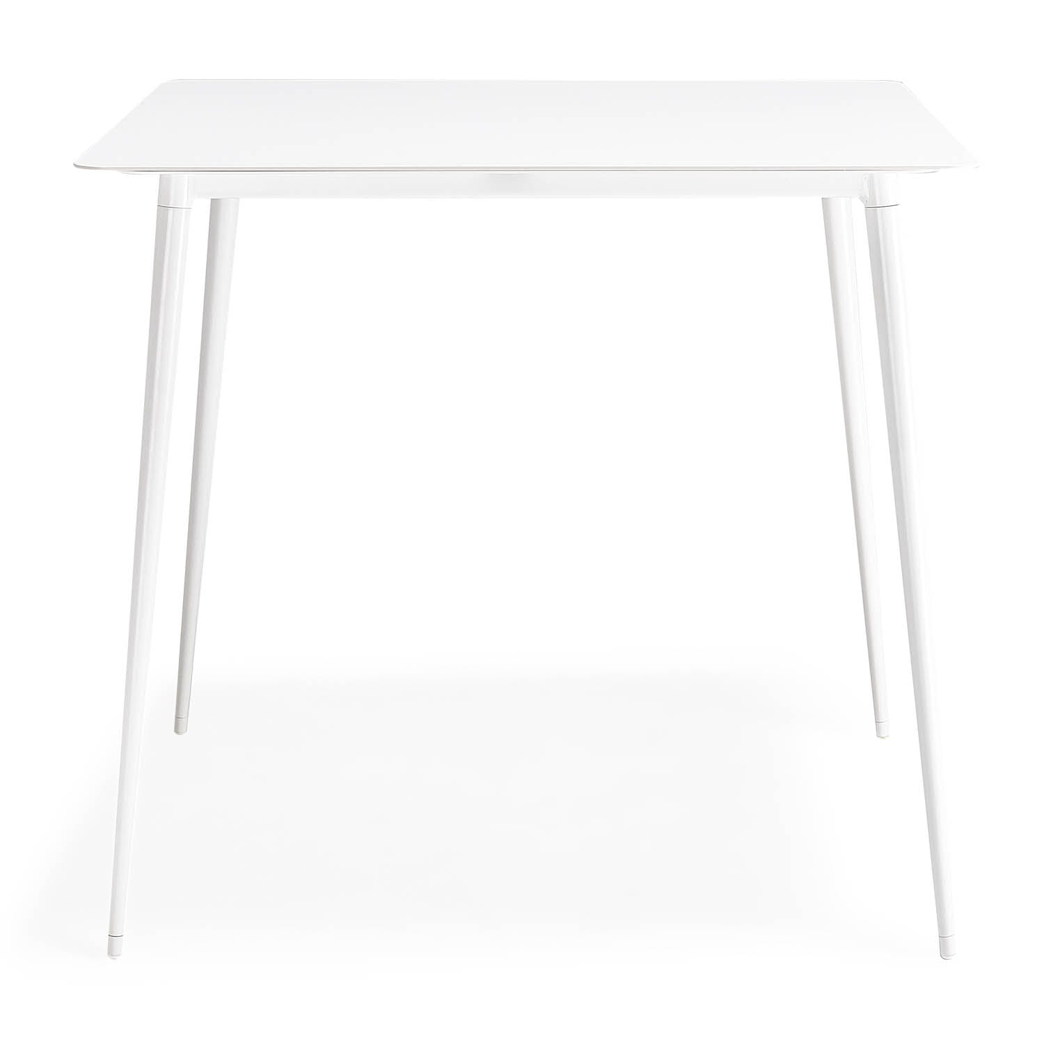 Product Image - Pulp Rectangle Dining Table White