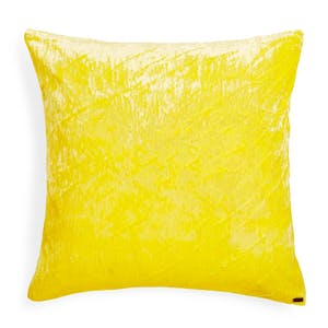 Product Image - Luminous Velvet Pillow Citron