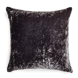 Product Image - Luminous Velvet Pillow Charcoal