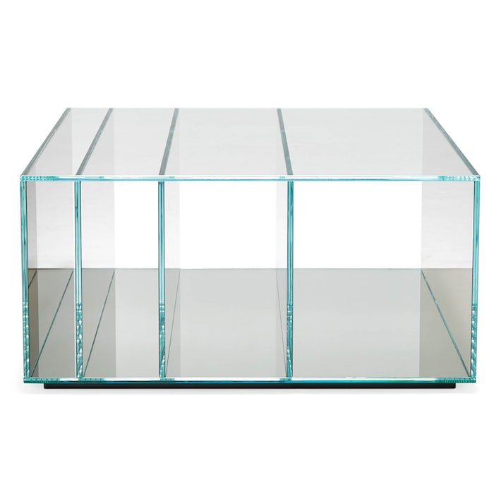 Product Image - Deepsea Square Coffee Table Gray