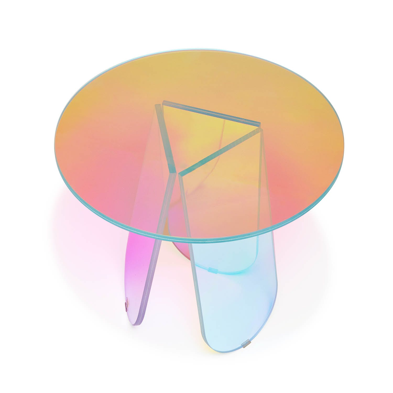 Product Image - Glas Italia Shimmer Side Table