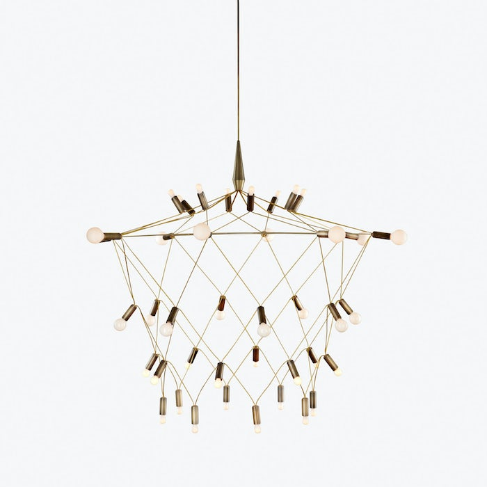 Product Image - Orbit 42 Chandelier