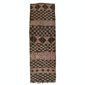 """Product Image - Moroccan Runner - 7'7""""x23'5"""""""
