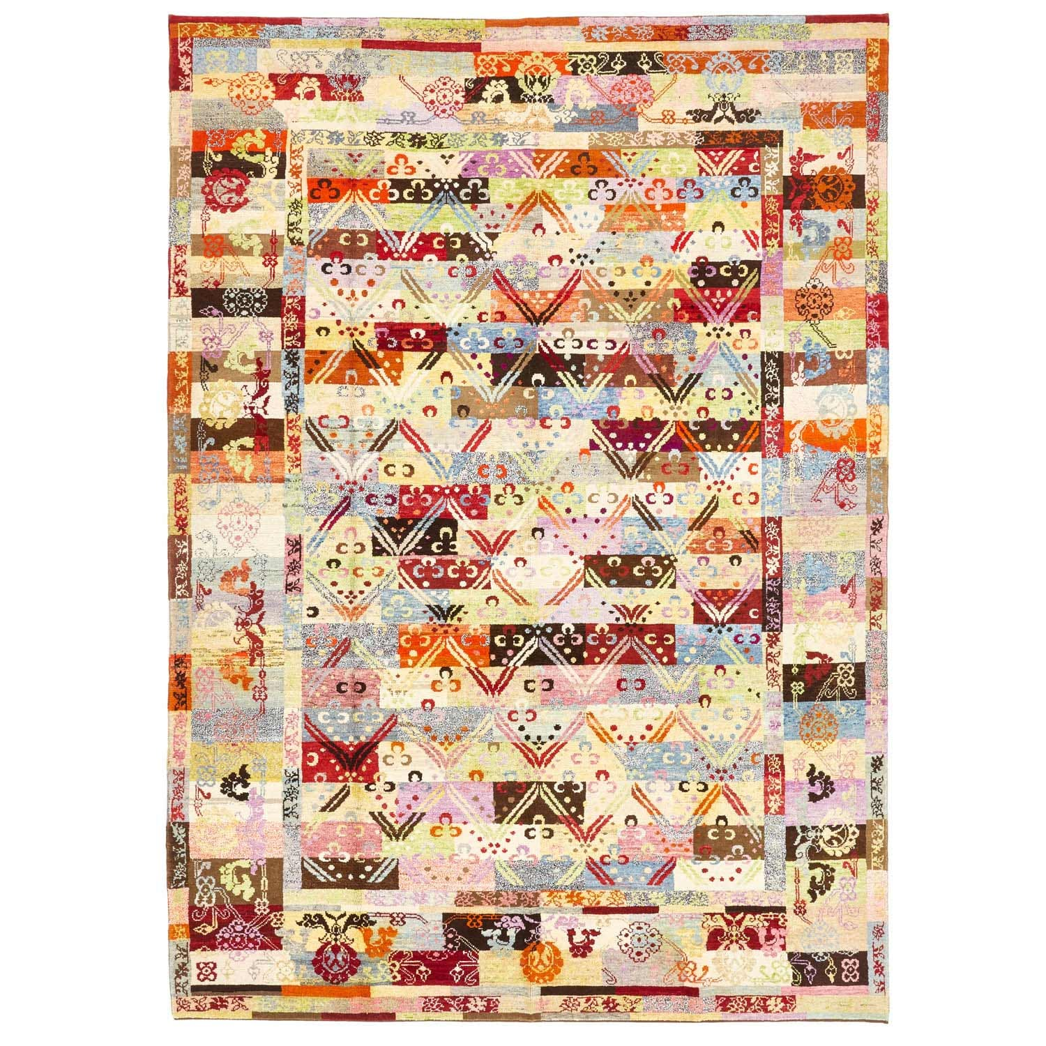 """Product Image - Contemporary Rug - 8'2""""x11'4"""""""