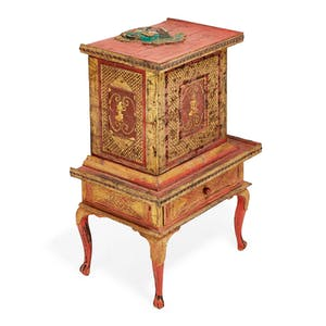 Product Image - Antique Burmese Offering Box