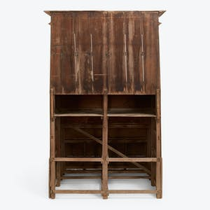 Product Image - Antique Thai Tiered Display Cabinet