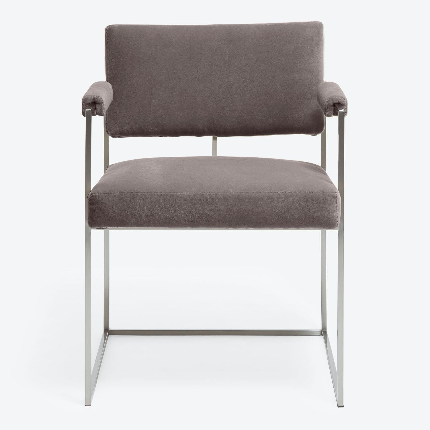 Square Dining Armchair