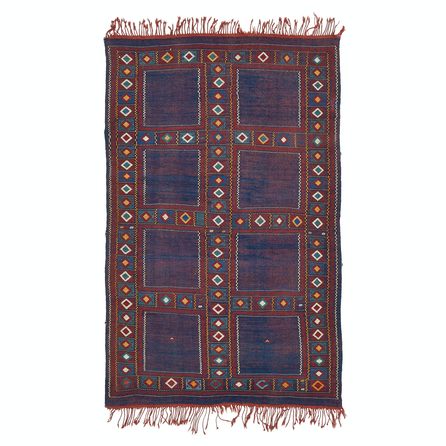 Product Image - Antique Daghestan Rug-6'x9'