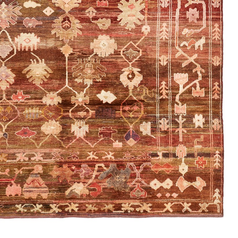"""Transitional Rug - 9'11""""x12'8"""""""