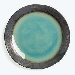 Product Image - Mystic Glacier Bread & Butter Plate Turquoise