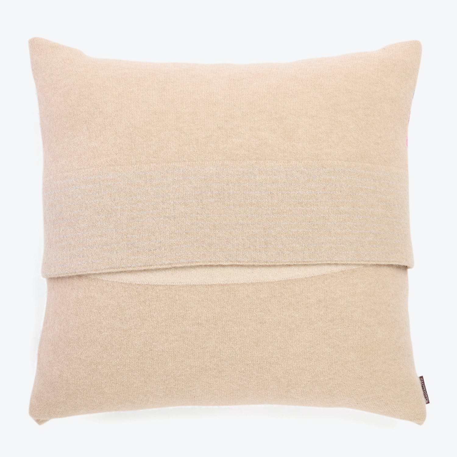 Row Pinto Moon Rabbit Pillow Multi