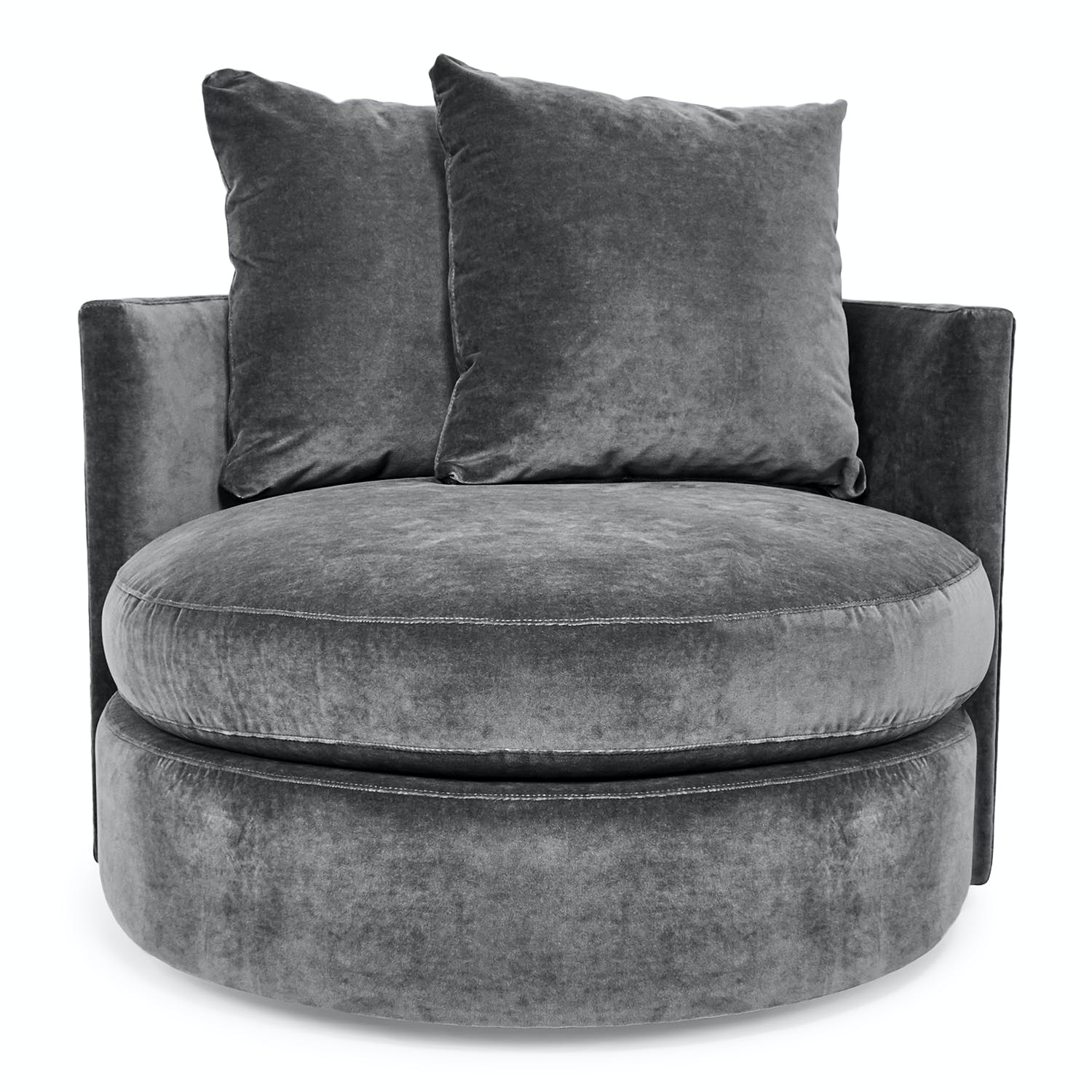 Cobble Hill Mini Hollywood Swivel Chair