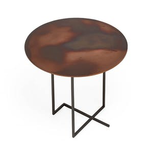 Product Image - Urushi Metal Side Tables