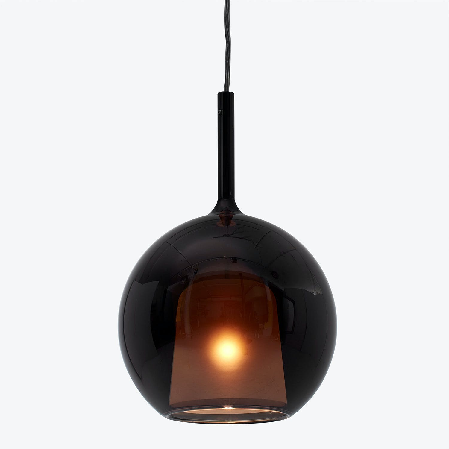 Product Image - Small Glo Pendant Black
