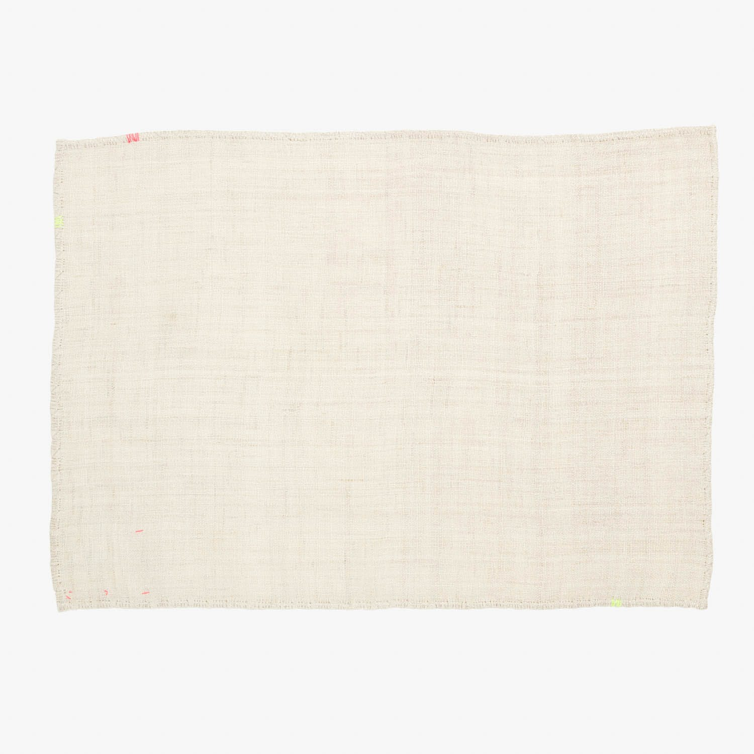 Product Image - Glo Linen Placemat White