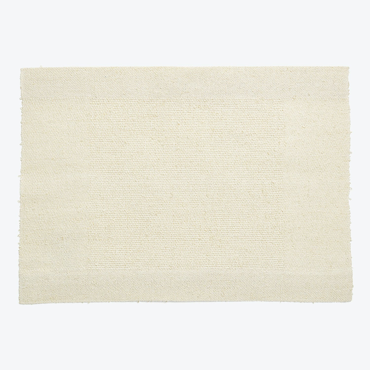 Studio Natural Aina Linen Placemat White