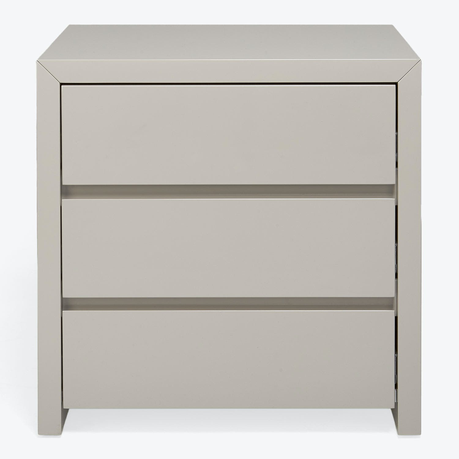 Product Image - Fresco 3 Drawer Lacquer Nightstand