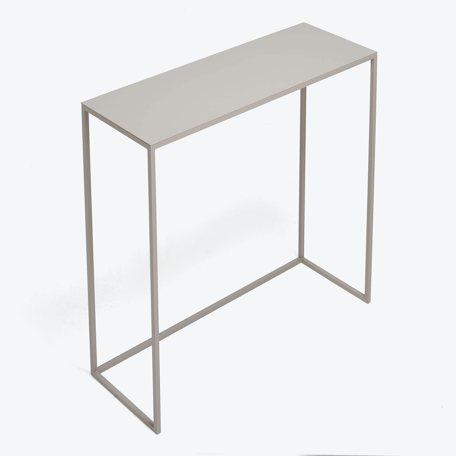 Product Image - Gallerist Medium Console Storm Gray