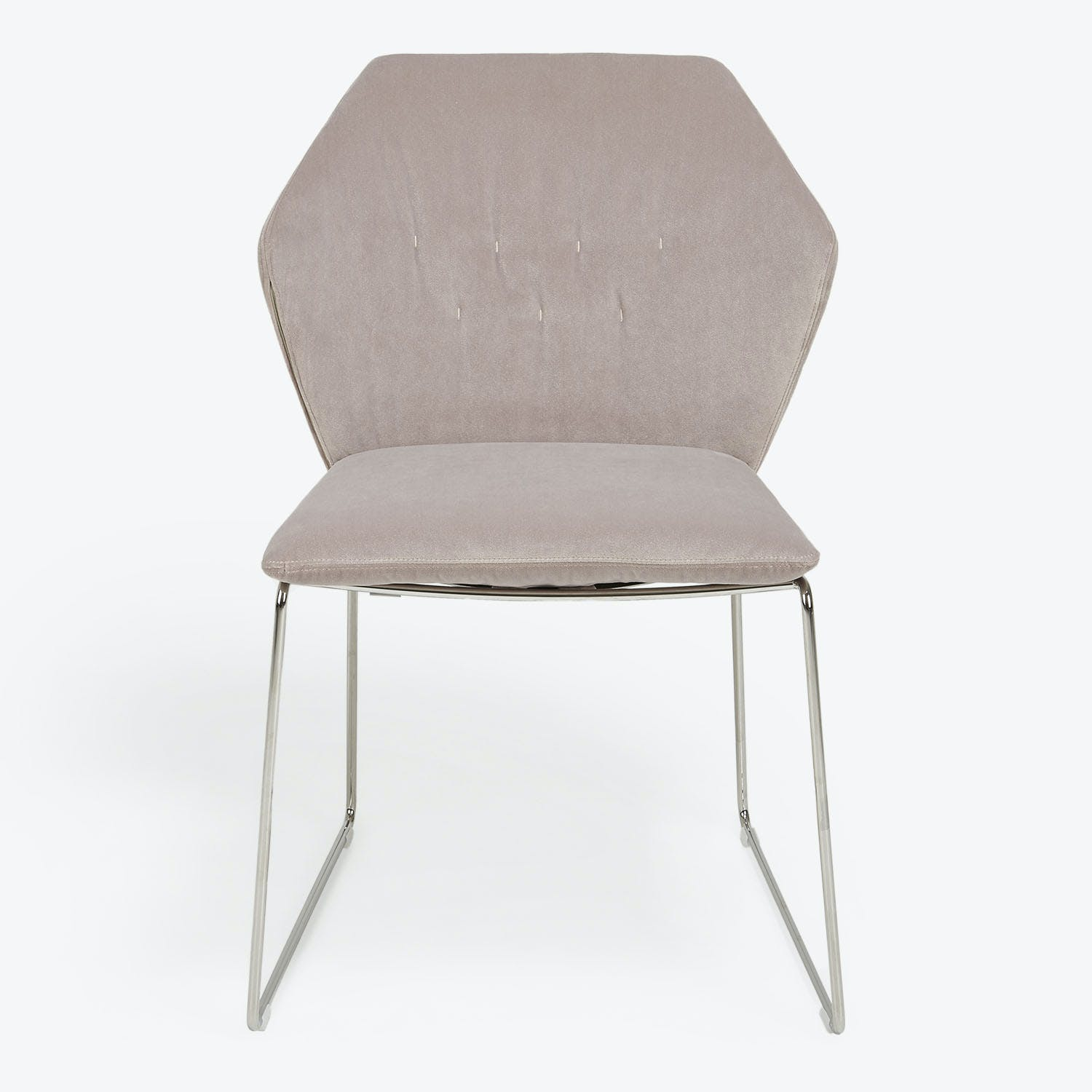 Product Image - New York Sedia Velvet Dining Arm Chair
