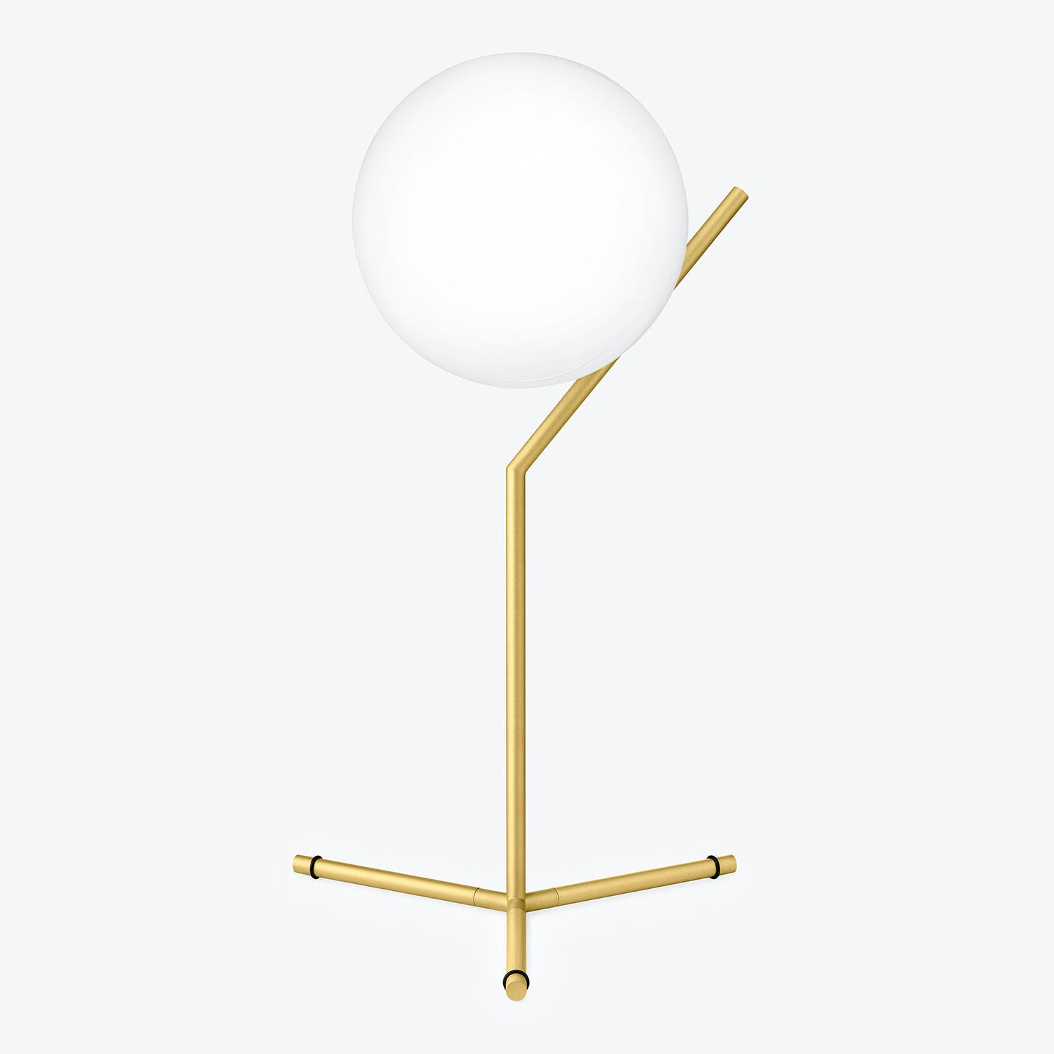 Flos Ic Brass Table Lamp