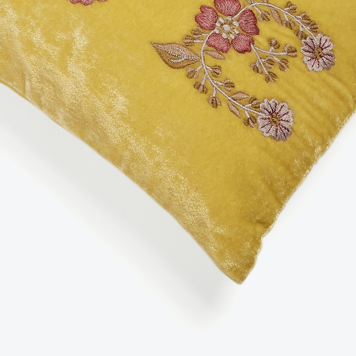 Anke Drechsel Love Pillow Yellow