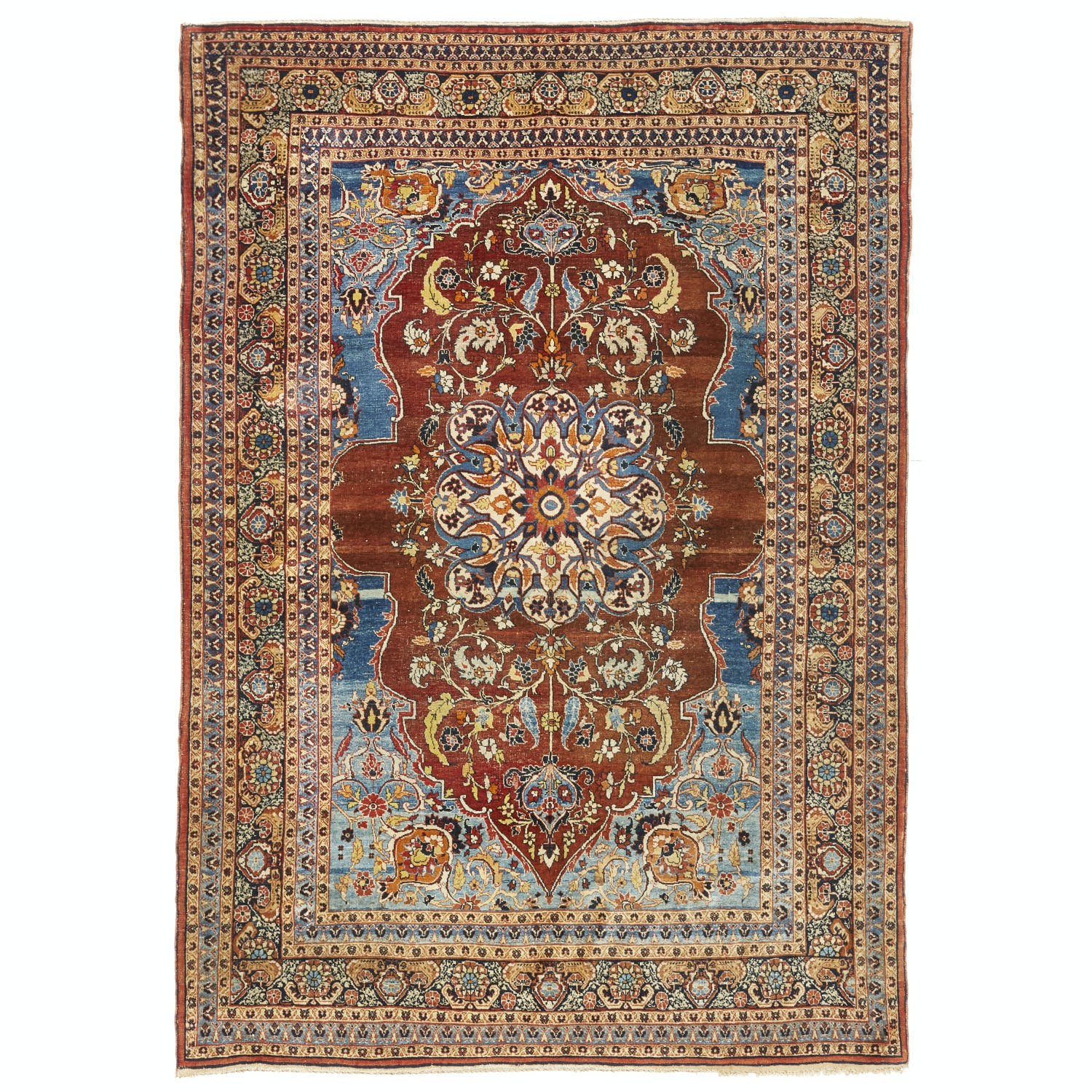 Product Image - Antique Sivas Rug -4'x6'