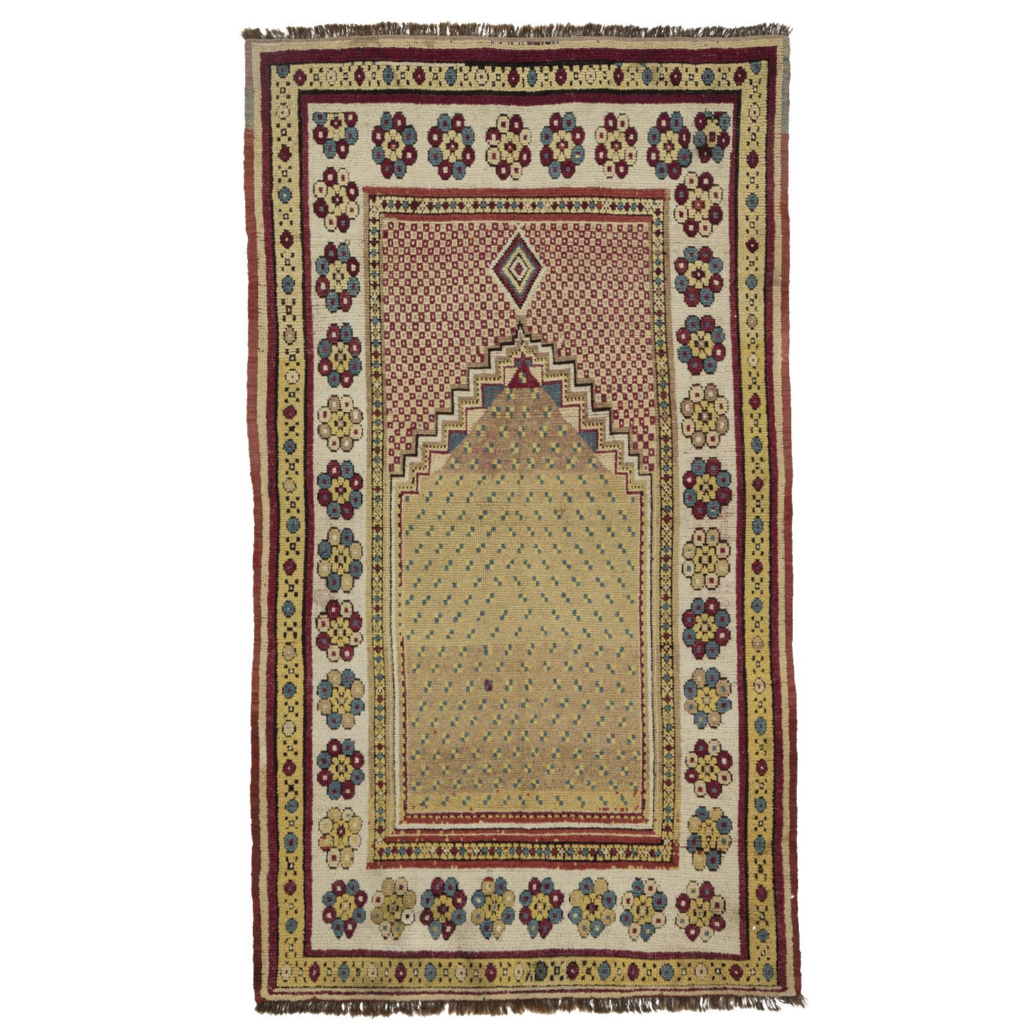 Product Image - Antique Manastir Rug -4'x6'