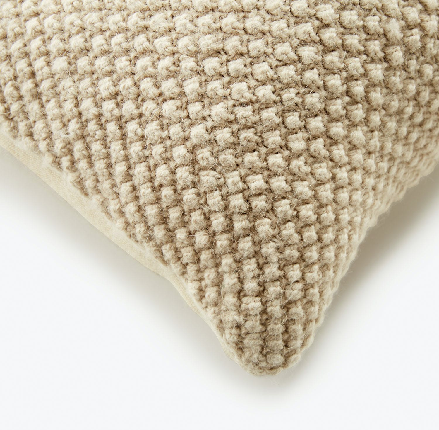 Aiayu Heather Pillow Off-White