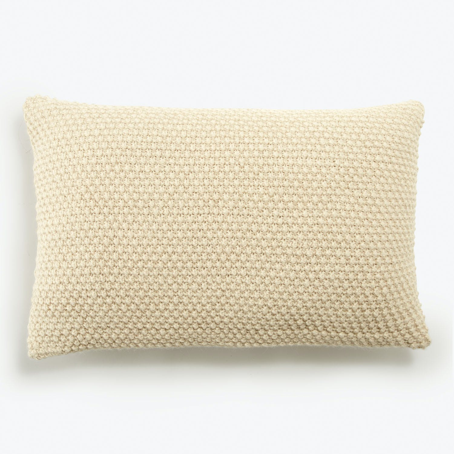 Product Image - Aiayu Heather Pillow Off White