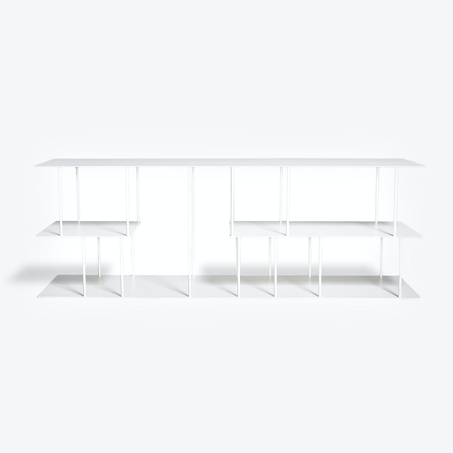 Product Image - Helix Steel Console White
